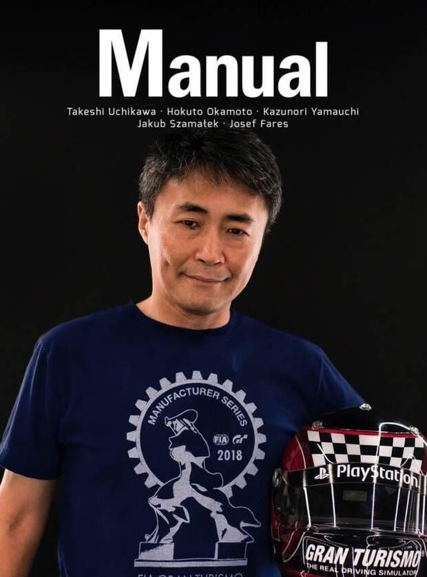 Revista Manual anuncia su tercer número con Kazunori Yamauchi en portada Imagen 2