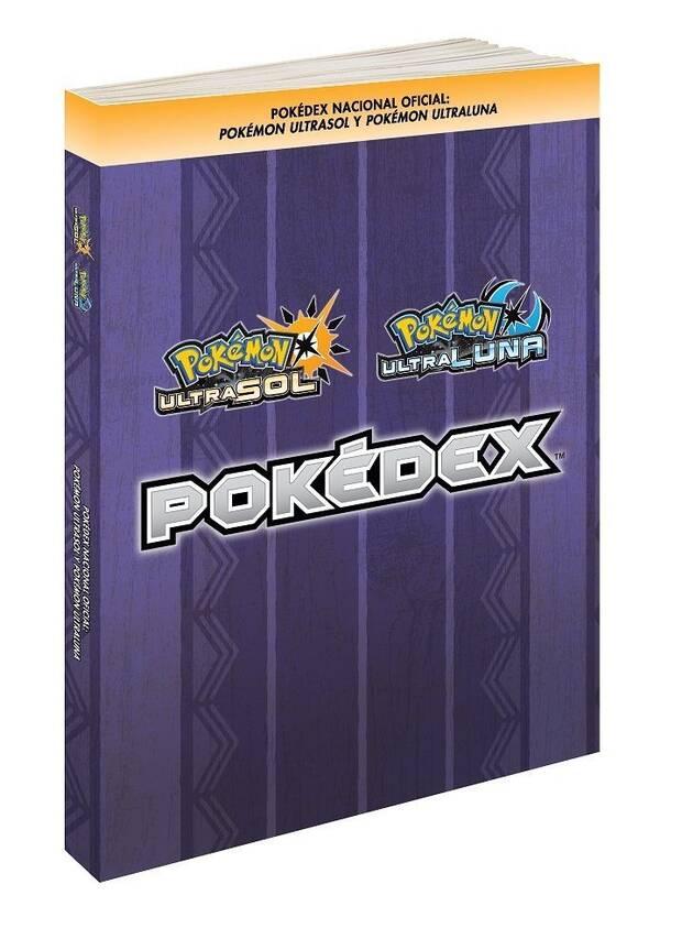 Anunciada la guía Pokédex Nacional de Pokémon Ultrasol y Ultraluna Imagen 2