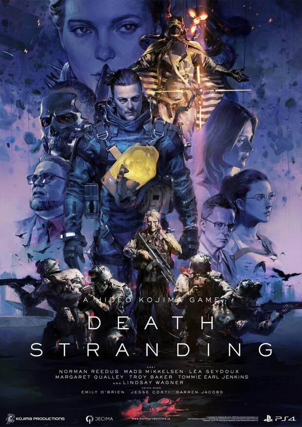 Death Stranding Imagen 1