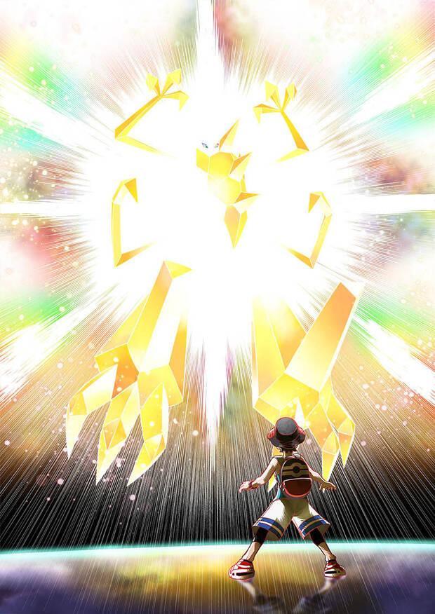 Pokémon Ultrasol / Ultraluna Imagen 1