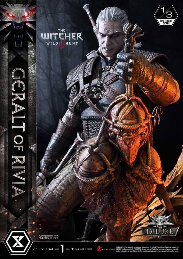 Geralt de Rivia figura 1500 d