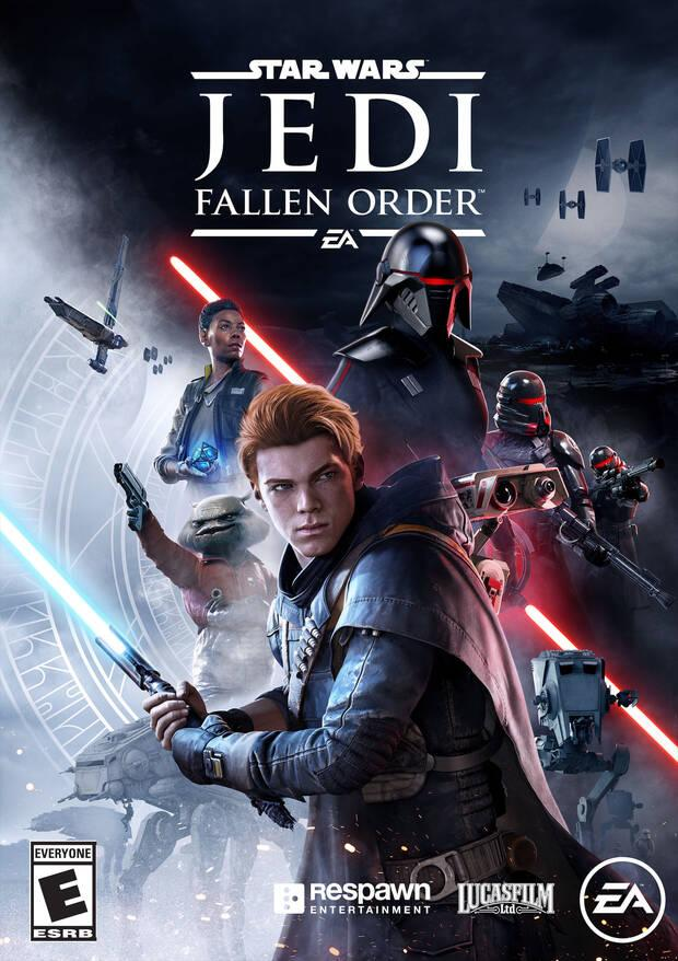 Star Wars Jedi: Fallen Order Imagen 1