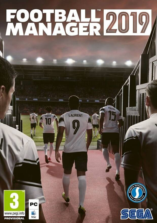 Football Manager 2019 Imagen 1