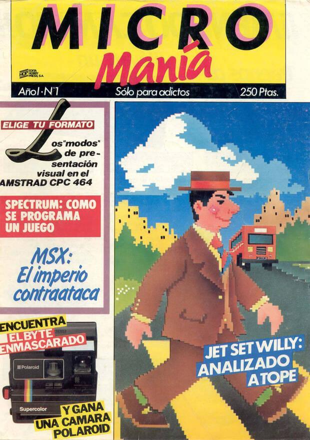 La veterana revista Microman