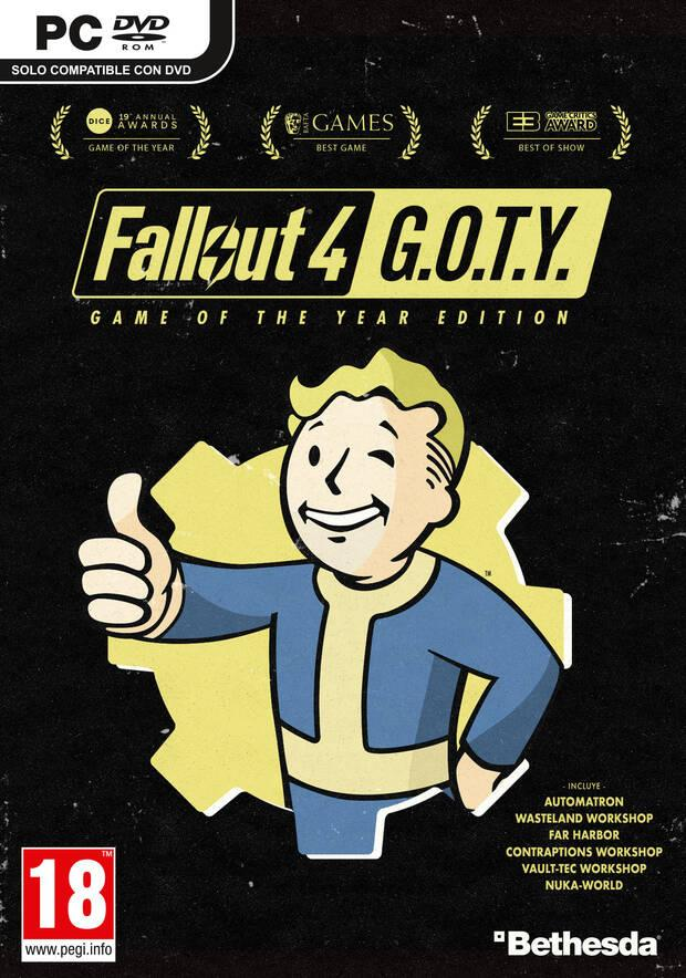 Fallout 4: Game of the Year Edition Imagen 1