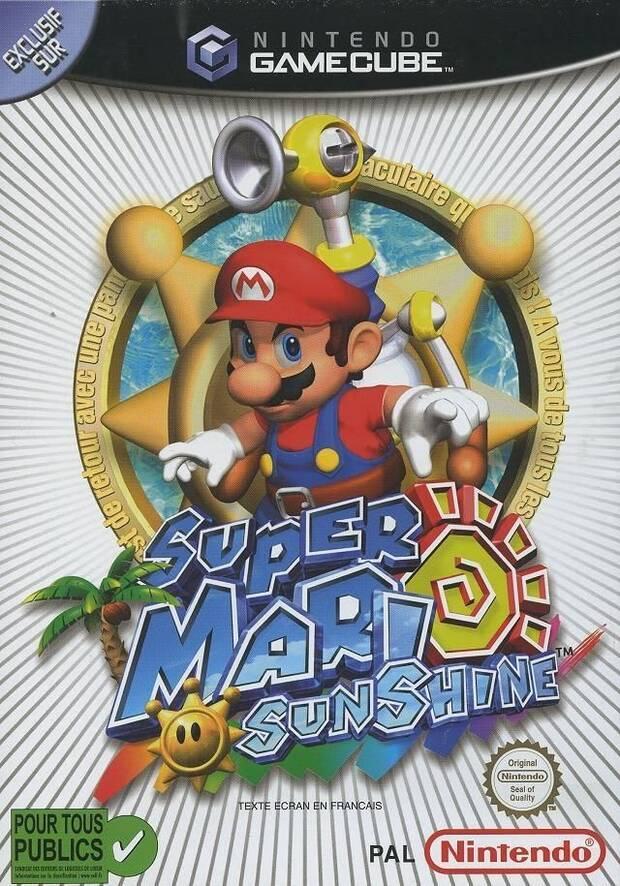 Super Mario Sunshine Imagen 1