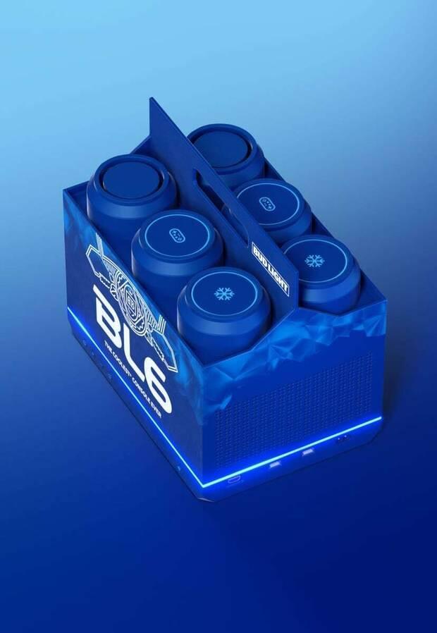 BL6, la consola creada por la marca de cerveza Bud Light