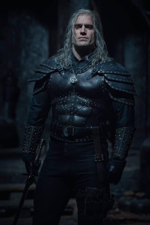 The Witcher: Primer vistazo a la nueva armadura de Henry Cavill en la segunda temporada Imagen 2
