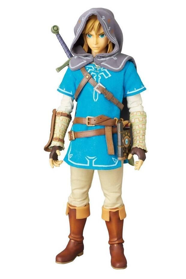 Medicom presenta su figura de Link basada en Zelda: Breath of the Wild Imagen 2