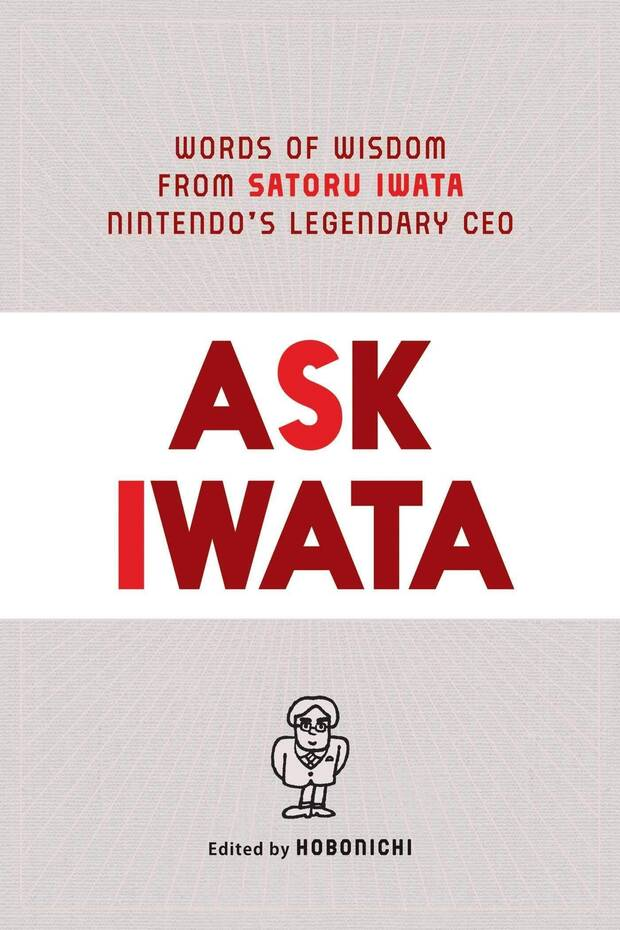 Iwata Ask libro