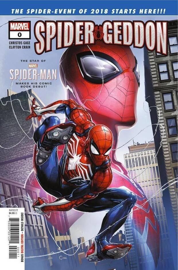 Spider-Man de Insomniac Games formará parte de 'Spider Geddon' Imagen 2