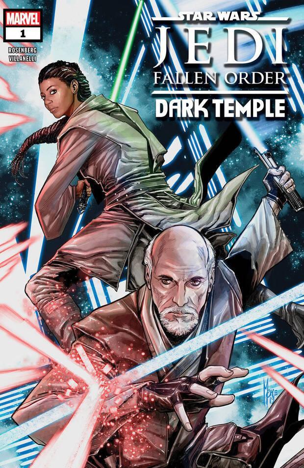 E3 2019: Star Wars Jedi: Fallen Order tendrá cómic en forma de precuela Imagen 2