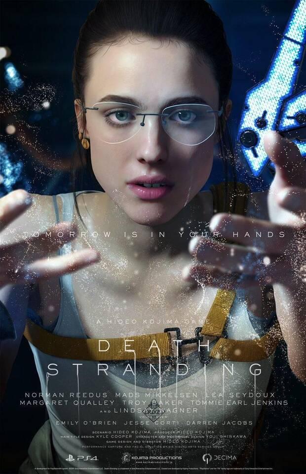Death Stranding muestra nuevo tráiler gameplay y se lanza el 8 de noviembre Imagen 2