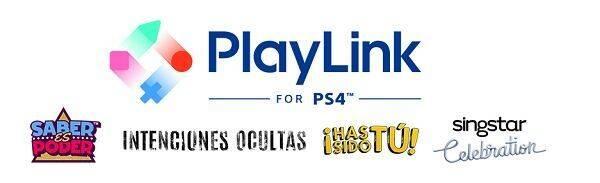El Megapack PlayLink llegará el 22 de noviembre acompañado por cuatro juegos