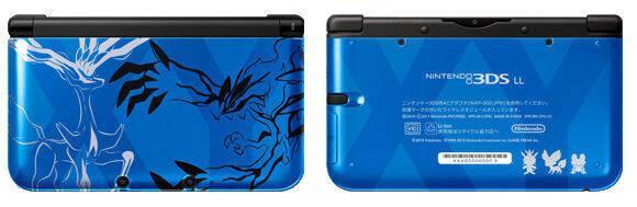 Nintendo presenta la 3DS especial de Pokémon X/Y y un nuevo tráiler