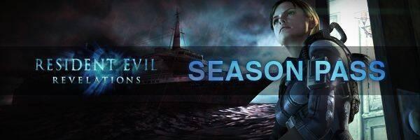 Steam confirma el pase de temporada de RE Revelations