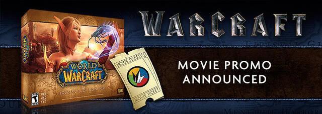 Blizzard ofrecerá gratis el juego World of Warcraft con las entradas para Warcraft: El origen