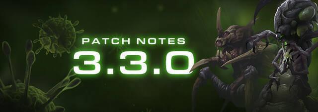 StarCraft II recibe su parche 3.3