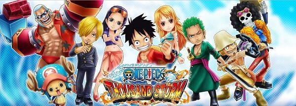 El RPG de acción One Piece: Thousand Storm llegará este invierno a Occidente