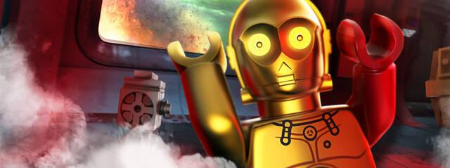 LEGO Star Wars: El Despertar de la Fuerza recibe su DLC centrado en C-3PO