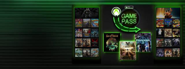 Game Pass - Guía Sea of Thieves