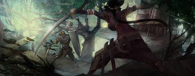 Skara - The Blade Remains inicia su financiación en Kickstarter