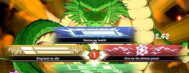 Así funcionan las Bolas de Dragón en Dragon Ball FighterZ