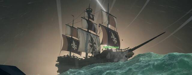 Galeón - Sea of Thieves