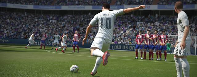 Nuevo vídeo, imágenes y detalles de FIFA 16
