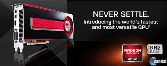 Anunciada la AMD Radeon HD 7970 GHz Edition