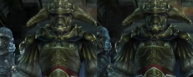 Comparan la remasterización de Final Fantasy XII con su versión original de PS2