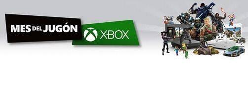 Microsoft detalla más promociones del Mes del Jugón 2019 para Xbox