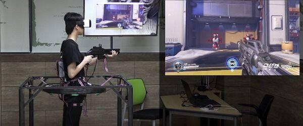 Un grupo de estudiantes coreanos diseñan Overwatch para realidad virtual