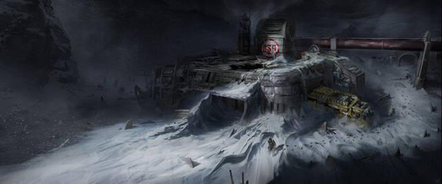 EA presenta una nueva ilustración de Dead Space 3