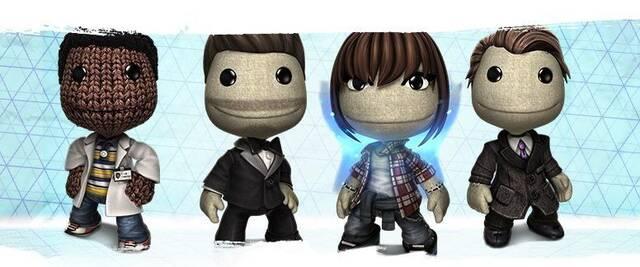 LittleBigPlanet recibe trajes de Beyond: Dos almas