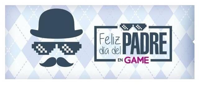 GAME presenta las ofertas y descuentos con motivo del Día del Padre