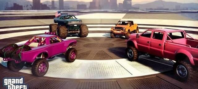 Empieza el modo Sumo (Remix) en Grand Theft Auto Online