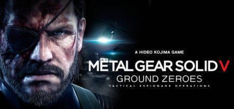 Kojima podría haber revelado su marcha de Konami en MGS V: Ground Zeroes