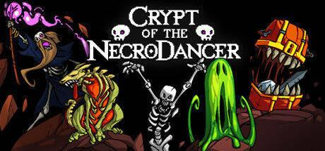 Crypt of the NecroDancer y Lovers in a Dangerous Spacetime se suman a Switch