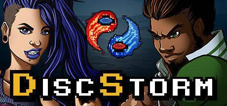 DiscStorm ya está disponible en Steam