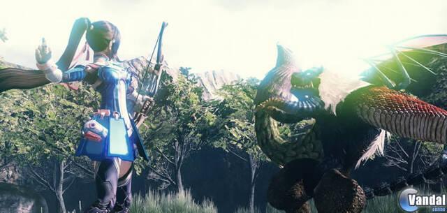 Primeras imágenes de Star Ocean 4 para Xbox 360