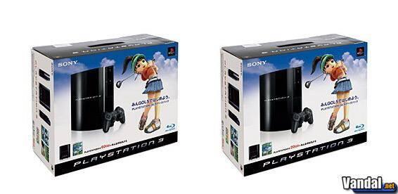 Sony lanzará un pack con Everybody's Golf para PS3 en Japón