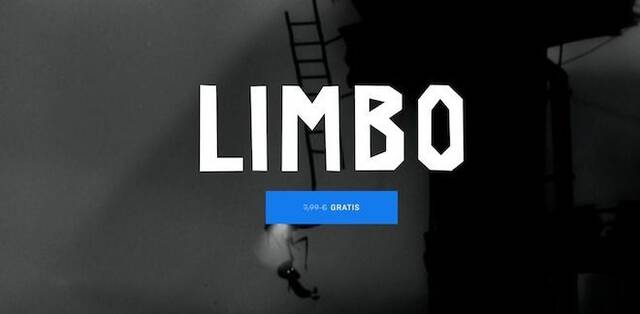 Epic Games Store: Limbo disponible completamente gratis