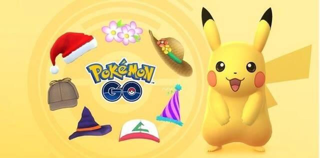 Pokémon GO: Los Pikachu con sombrero invaden la aplicación