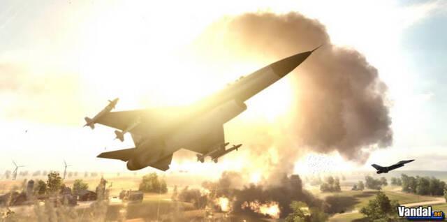 Nuevas imágenes de World in Conflict