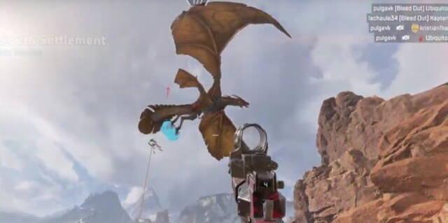 Los cielos de Apex Legends se llenan de dragones