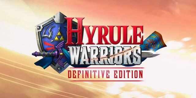 Hyrule Warriors: juego de edición definitiva se lanza para Nintendo Sw