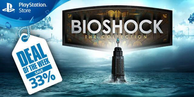 BioShock: The Collection se suma a la semana de ofertas y descuentos dobles de PS Store