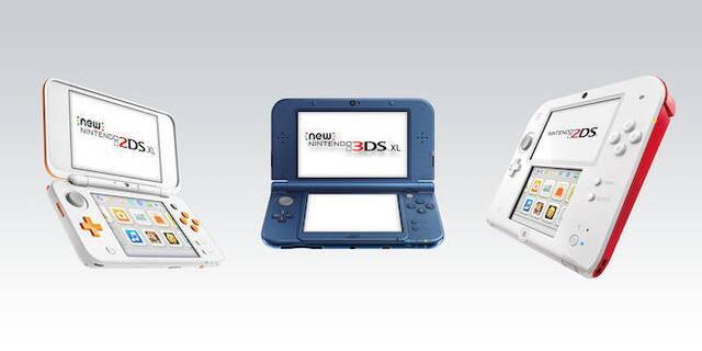 Nintendo: 'Switch Lite no viene a reemplazar a Nintendo 3DS'