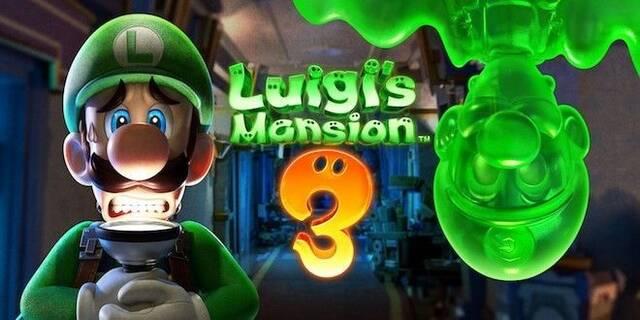 Luigi's Mansion 3 llegará a Nintendo Switch el 31 de octubre